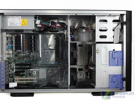 联想服务器t350 g6/r350 g6内部结构