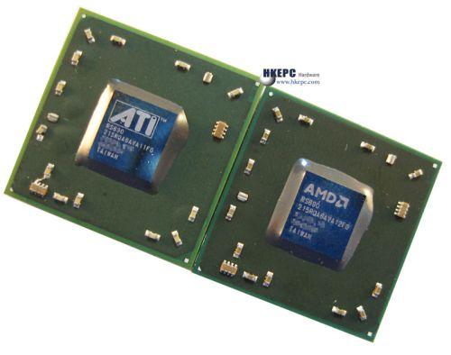 AMDRS690芯片组真身曝光UMC80nm工艺