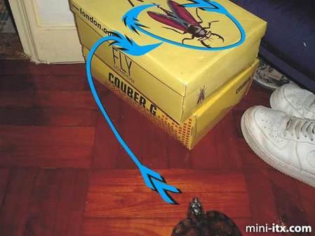 迷你礼盒的折法图解
