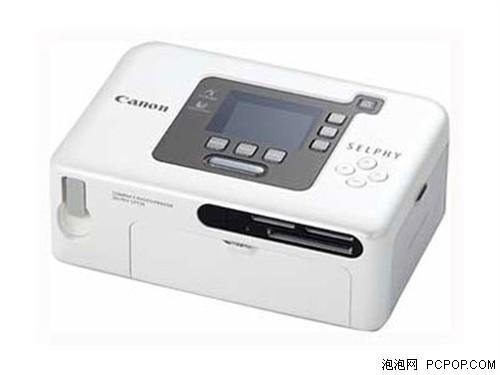 简化操作!佳能袖珍照片打印机降430元_硬件