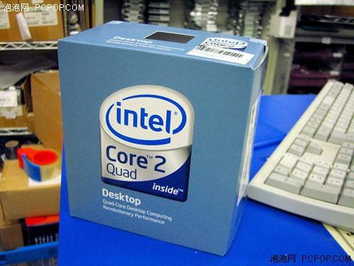新四核Q6600日本已零售主流盒装曝光