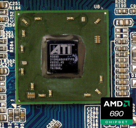 """AMD690到货变频版昂达A69T规格""""惹火"""""""