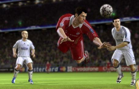 新足球游戏:欧洲冠军联赛2006-2007