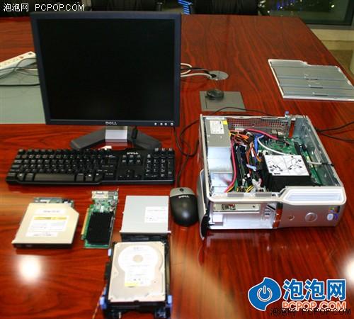 戴尔9200c台式机拆解(5)
