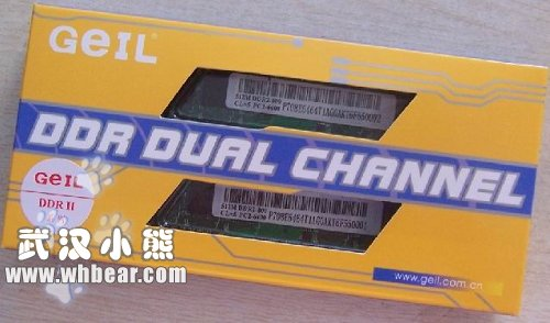 新年新气象金邦内存DDR2-800价格创新低