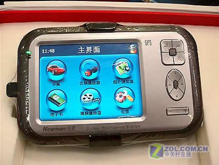 再刮GPS普及风纽曼S600C2999元来袭