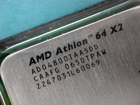 AMD65nmAthlon64X24800+日前上市