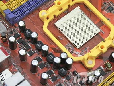 超频冠军梅捷SY-AMN6P-GR主板售价599元