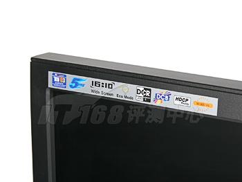 超值22英寸宽屏液晶AOC210V评测