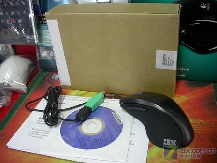 媲美MXRevolution的原装IBM光电鼠标到货