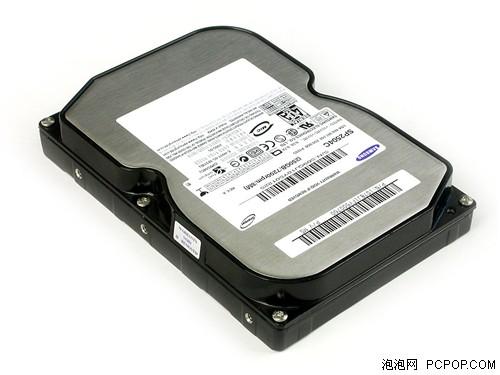 夹缝生存,三星400GB硬盘HD401LJ测试