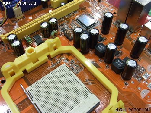 最后冲刺梅捷C61S超频主板价格杀到499元