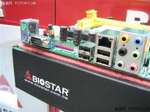 固态电容适合网吧低端用户的NF5主板599元