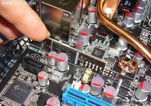 专为Vista设计华硕P965强板现身市场