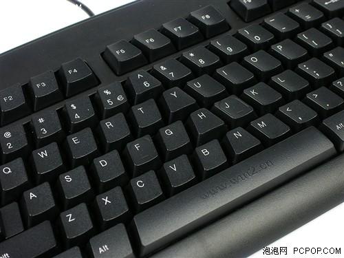 打字多的人首选双飞燕工程左数键盘到货