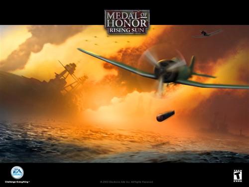 《荣誉勋章:日出》精美二战壁纸下载