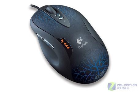 盛装出击 罗技G5鼠标加强版国外开卖