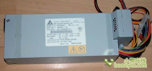 超级性价比 台达dsp-225jba服务器电源