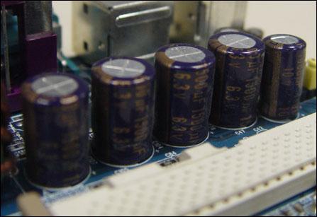 如何计算CPU供电所需要的电容数量