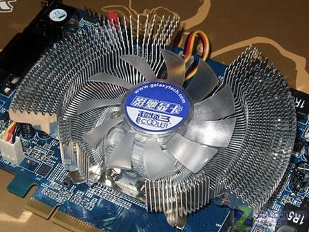 三洋固态电容影驰高规格8500GTE显卡到货