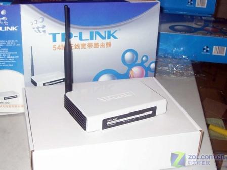 家用合适TP-LINK54M无线路由现售188元