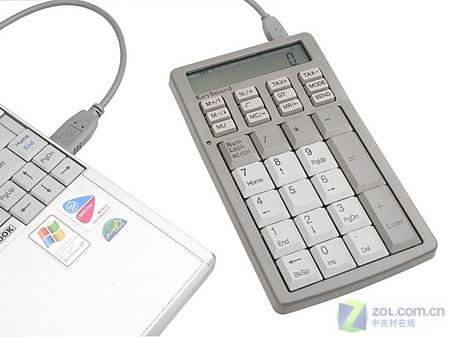 实用第一! 7款创意笔记本键盘逐个看