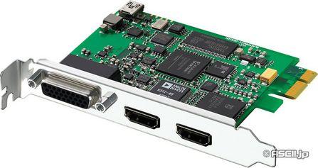 玩转高清!新PCIEX1HDMI视频捕捉卡上市
