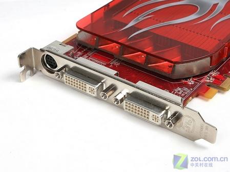 ATI四款主流DirectX10显卡清晰大图曝光