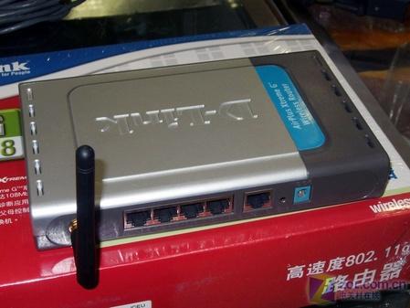 D-Link108M无线路由器热销竟致断货