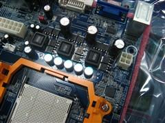 经典TForce系列映泰7025主板热卖价599元