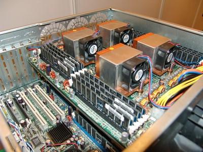 科技时代_图文:曙光基于AMD应用的8路服务器