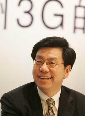 微软副总裁李开复闪电加盟Google