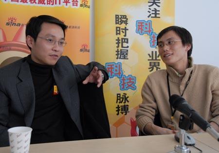 ZCOM总裁黄明明:真正的创造力在网民中