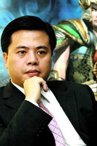 科技时代_陈天桥回应盛大资金短缺说 称手握四亿美元现金