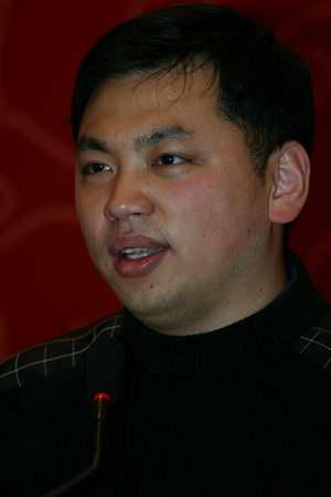 科技时代_图文:Uuzone总裁冒志鸿致辞