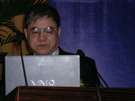科技时代_图文:中国工程院副院长邬贺铨发表主题演讲