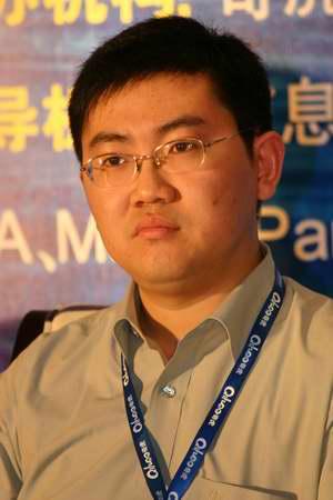 科技时代_图文:NEA创投中国首席代表蒋晓冬参与论坛