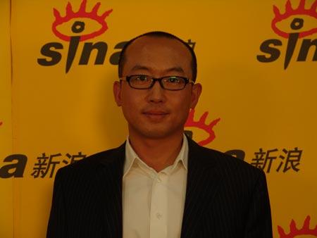 科技时代_拍客网尹海龙做客白银时代:做中国Myspace
