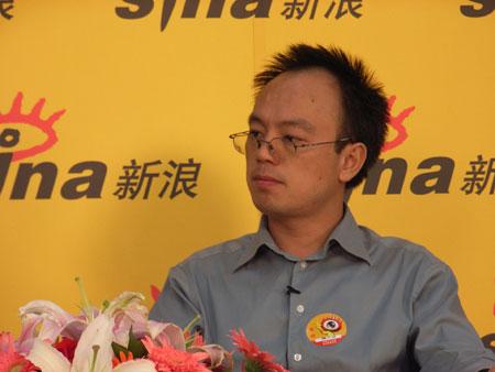 易宝CEO唐彬做客白银时代:喜欢挑战才创业
