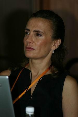 科技时代_图文:西班牙阿尔卡拉大学Adriana Marina演讲