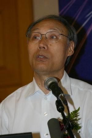 科技时代_图文:中科院计算机网络信息中心钱华林致辞
