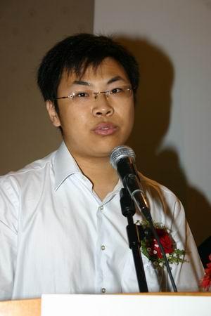 科技时代_图文:Comsenz 总裁戴志康演讲