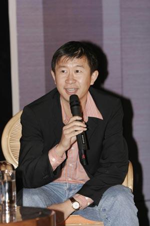科技时代_蓝山中国资本合伙人唐越24日15时做客VC人生