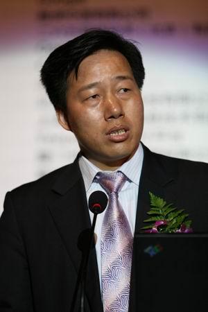 科技时代_图文:中华英才网总裁张建国演讲
