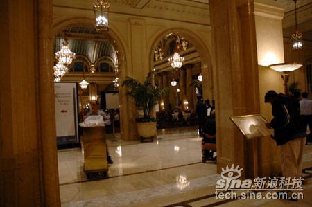科技时代_图文:Web2.0大会举办地Palace Hotel酒店