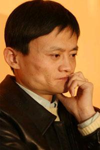 科技时代_马云:接手雅虎中国后遭互联网业群殴
