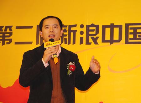 科技时代_新浪互动社区总经理霍亮介绍博客3.5新功能