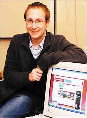 科技时代_英国少年拒绝BBC1.3亿收购其自创新闻网