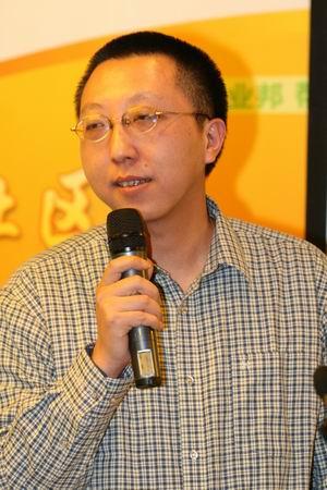 科技时代_图文:蚂蚁社区CEO麦田在沙龙上发言
