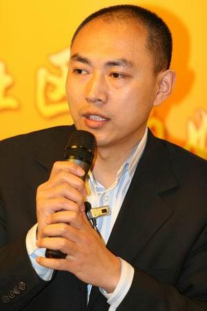 科技时代_图文:六间房CEO刘岩在沙龙上发言